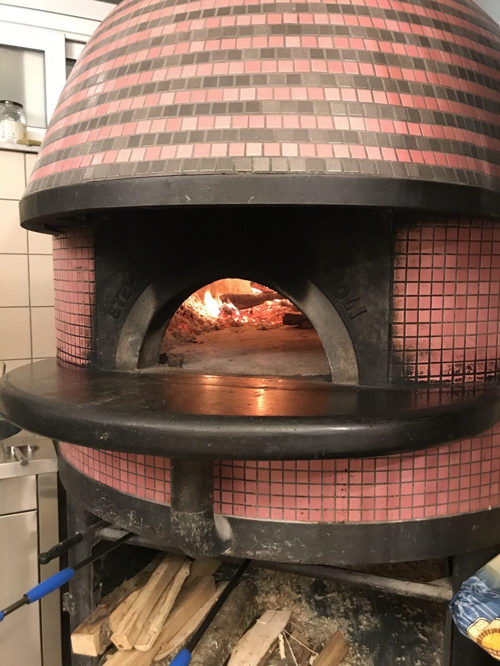 Ristorante Pizzeria Umberto - forno