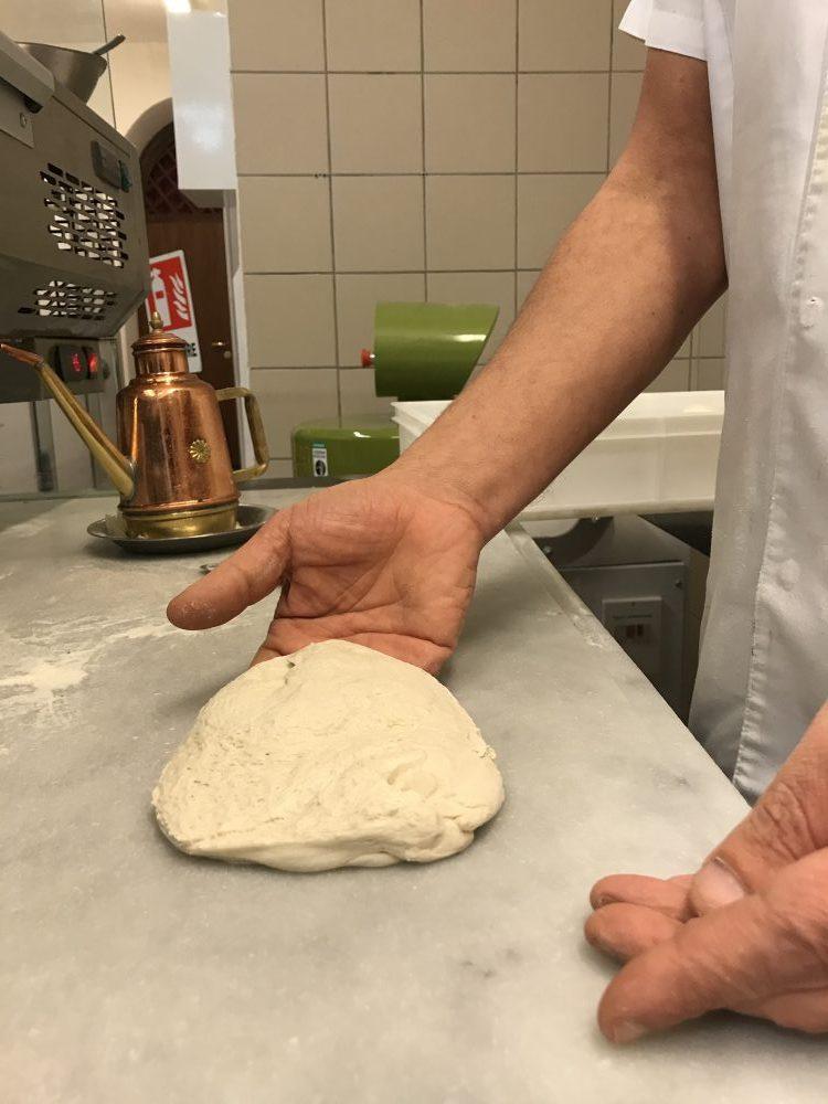 Ristorante Pizzeria Umberto - impasto