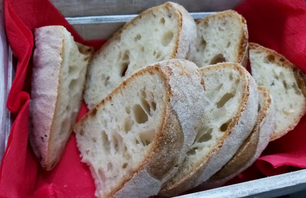 Sua Maesta' - il pane