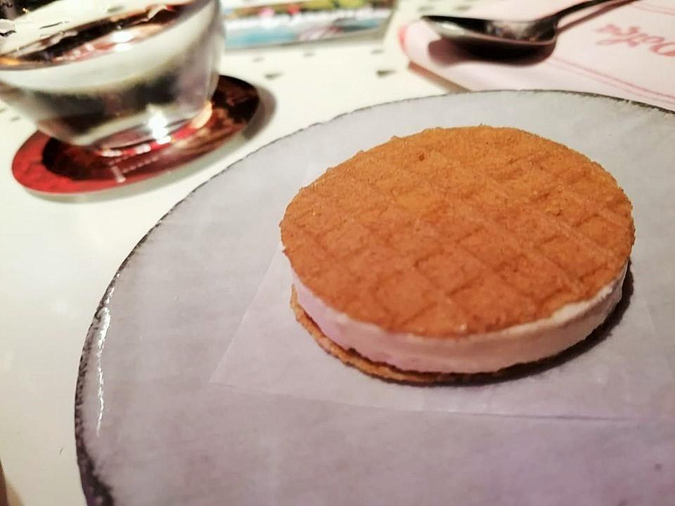 TICKETS - Il sandwich gelato
