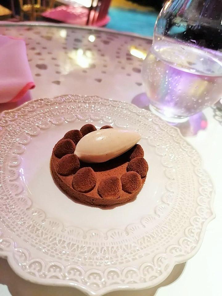 TICKETS - Cioccolato e frutto della passione