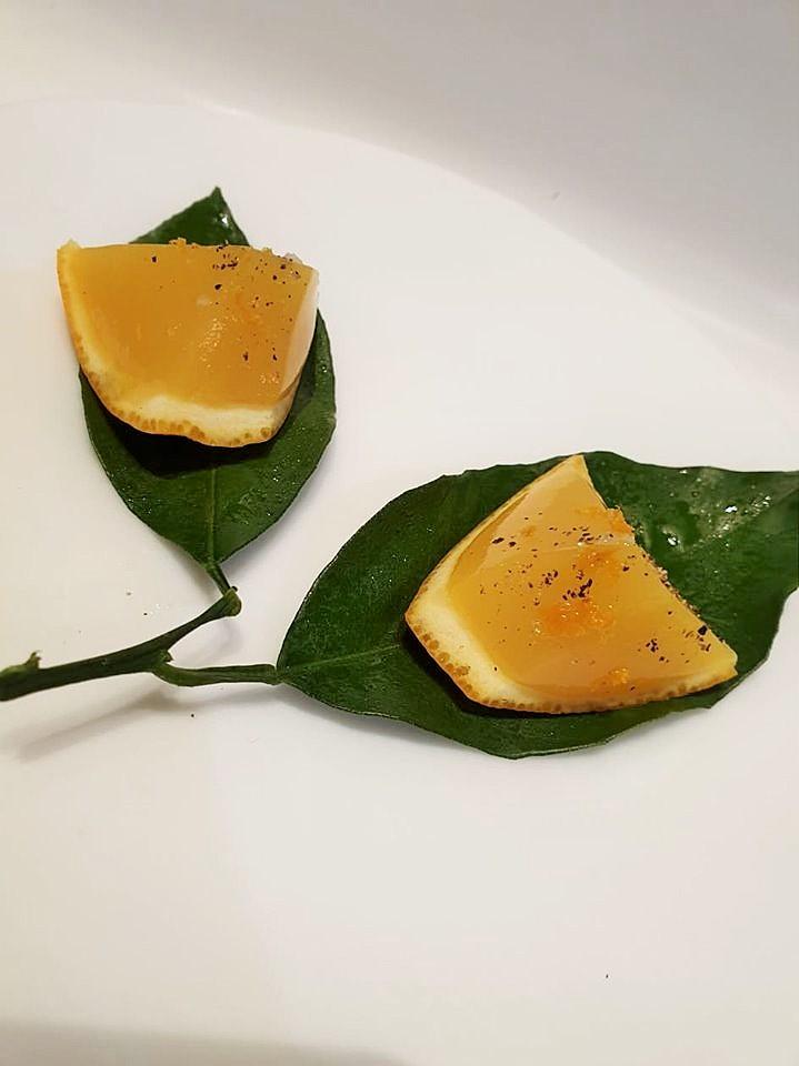 TICKETS - L'arancia di benvenuto