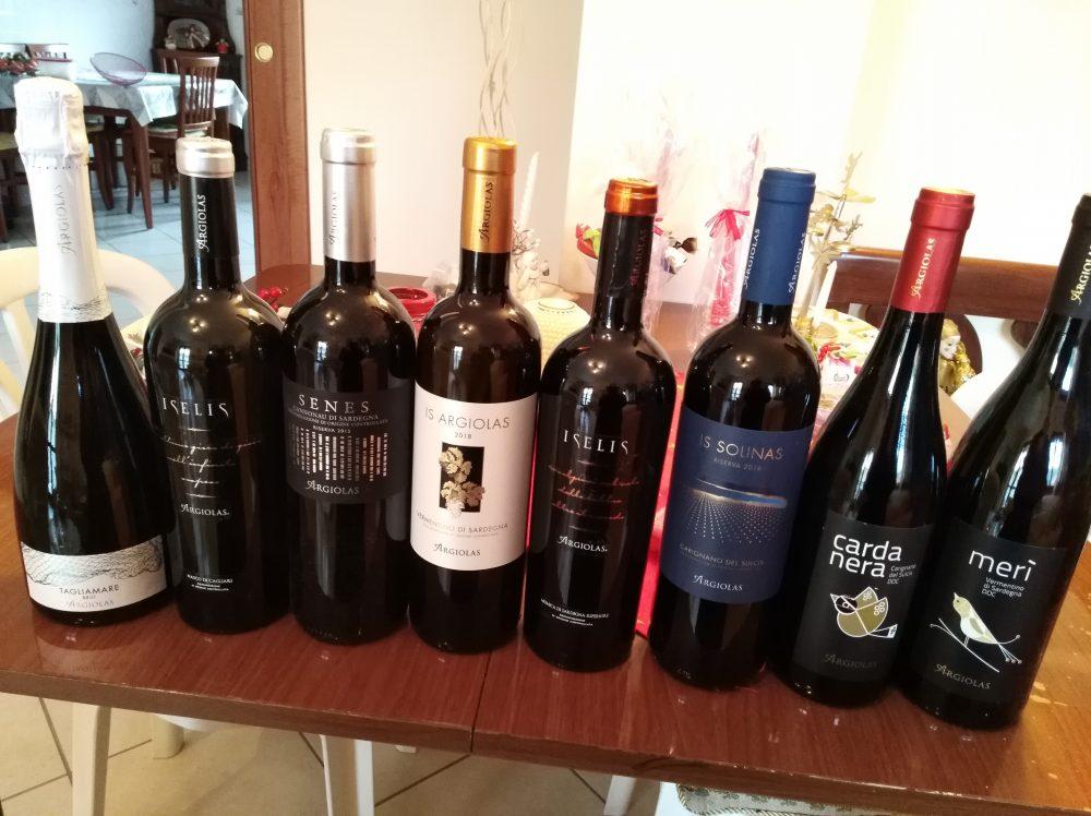 Vini Argiolas