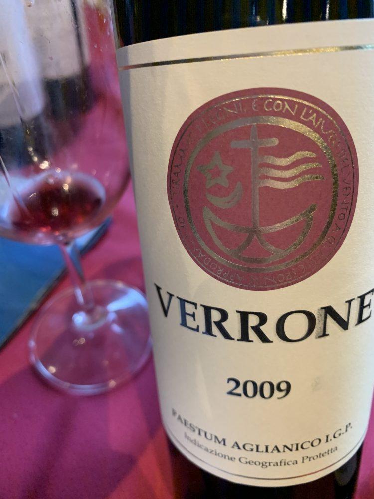 Verrone 2009 Paestum Igp 2009