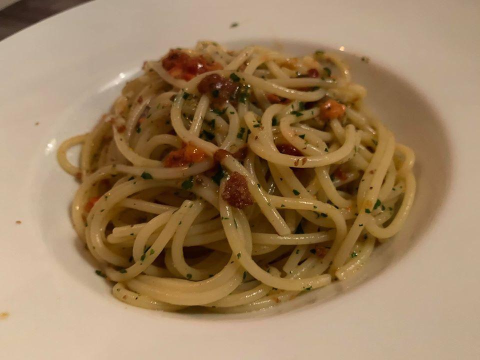 Core restaurant - Spaghetti ai ricci
