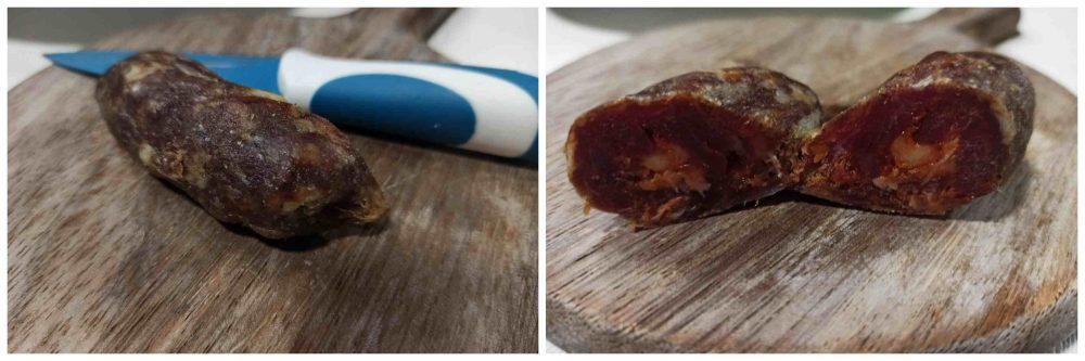 Al Poggio Antico - La Salsiccia Rossa