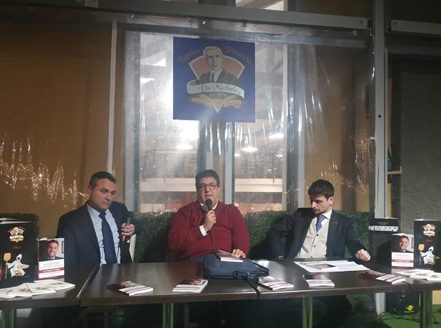 Alessandro Condurro, Luciano Pignataro e Davide Ippolito