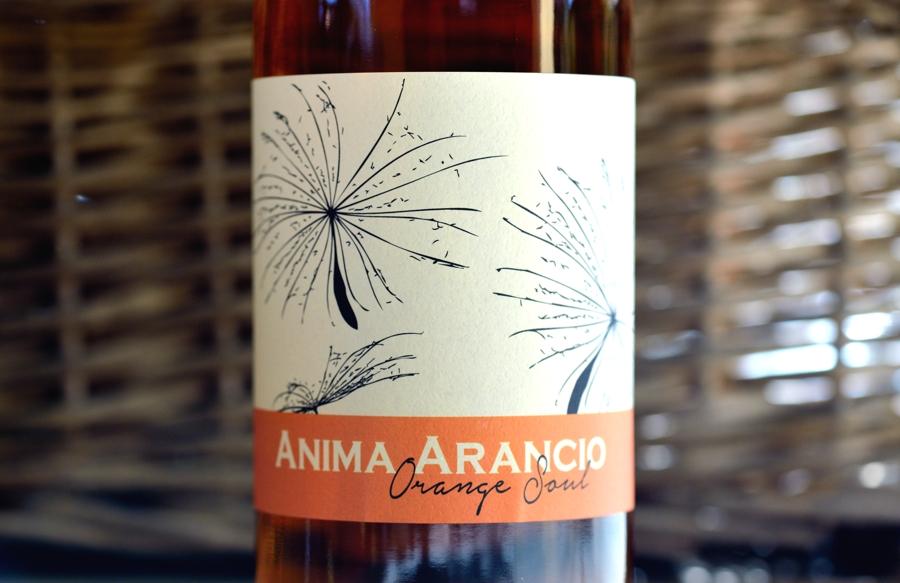 Anima Arancio, l'Arneis