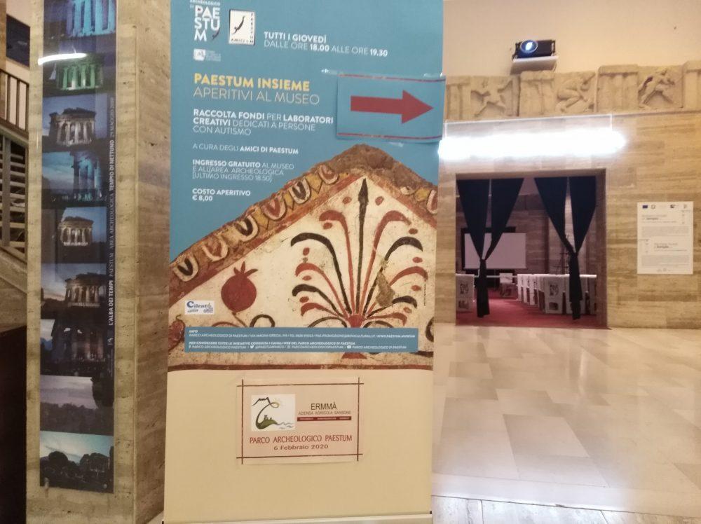 Aperitivi al Museo - Programma