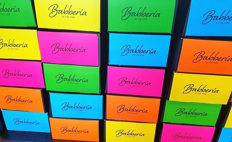 BABBERIA - Le confezioni