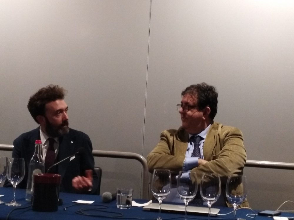 Beviamoci Sud Vincenzo Mercurio e Luciano Pignataro