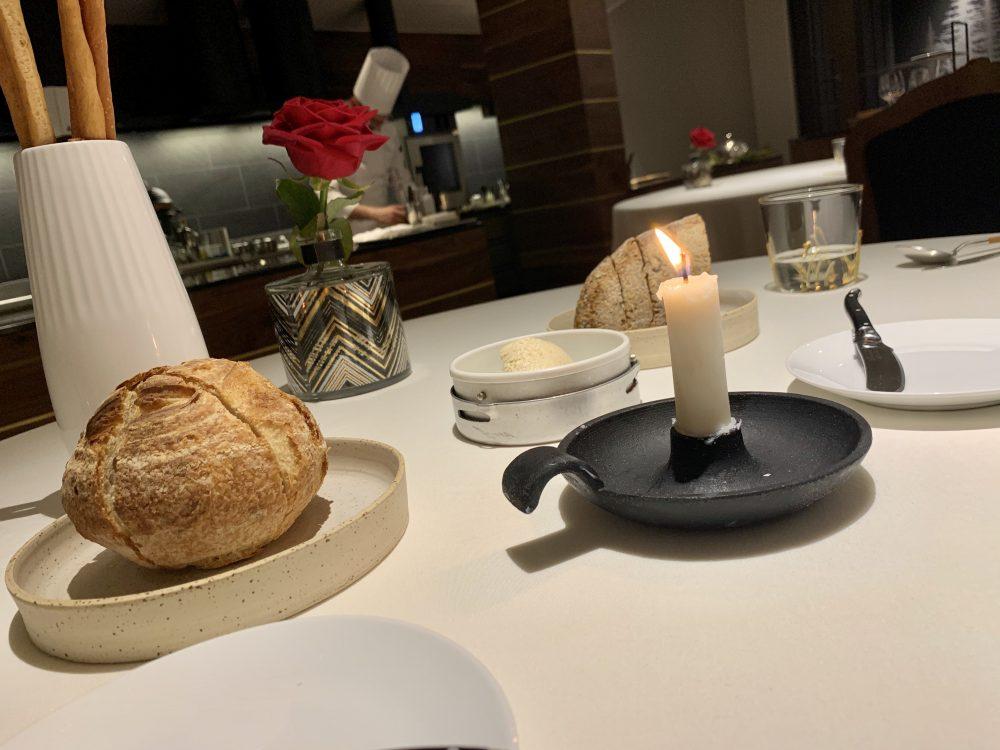 Hyle - Pane, Burro alle bacche di cipresso e Candela di Lardo