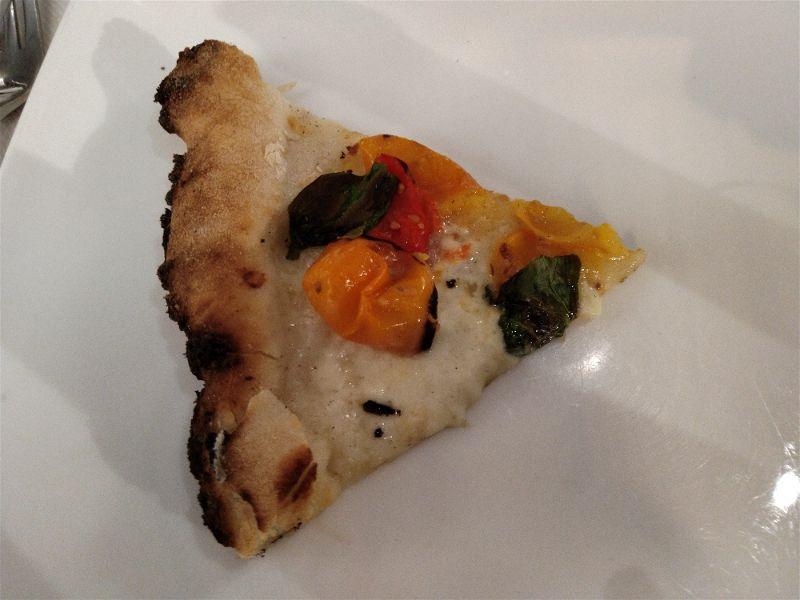 Il Vecchio e il Mare - pizza