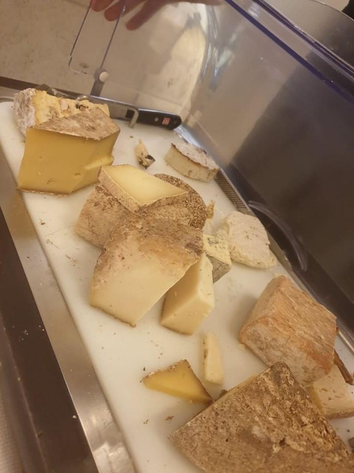 JOIA - Il carrello dei formaggi