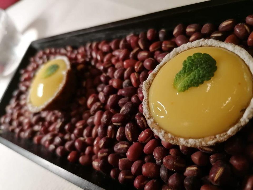 JOIA - Tartelletta di grano saraceno