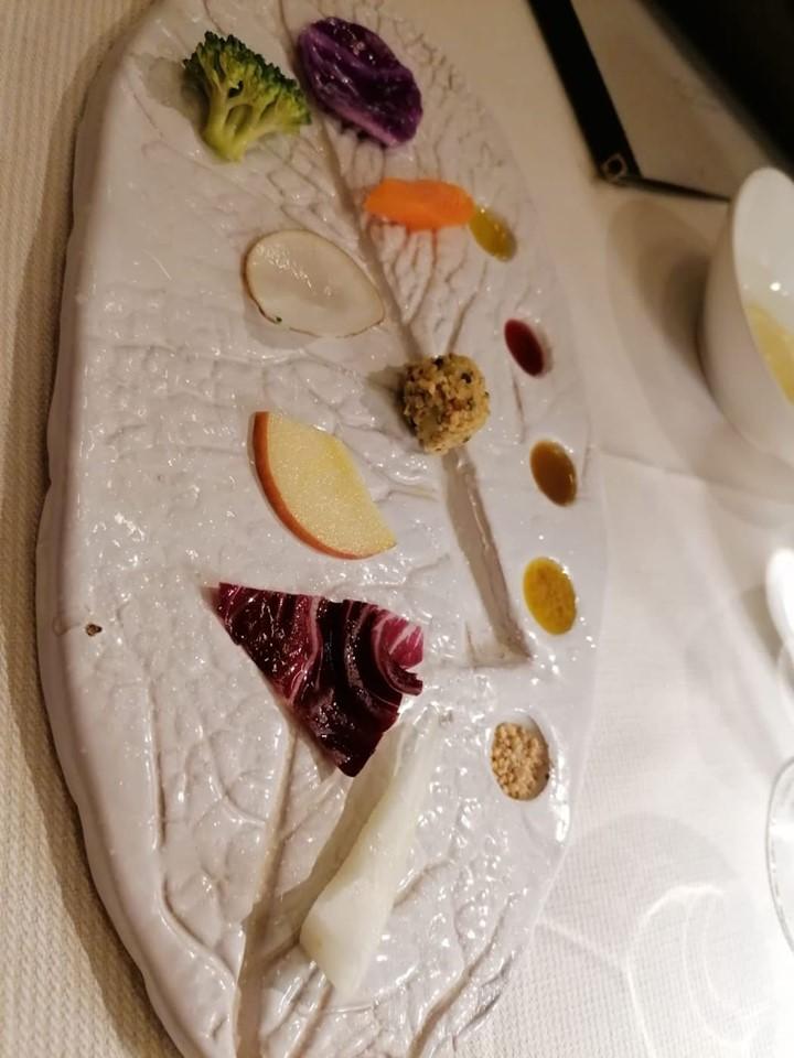 Joia Alta Cucina- Il benvenuto dello chef