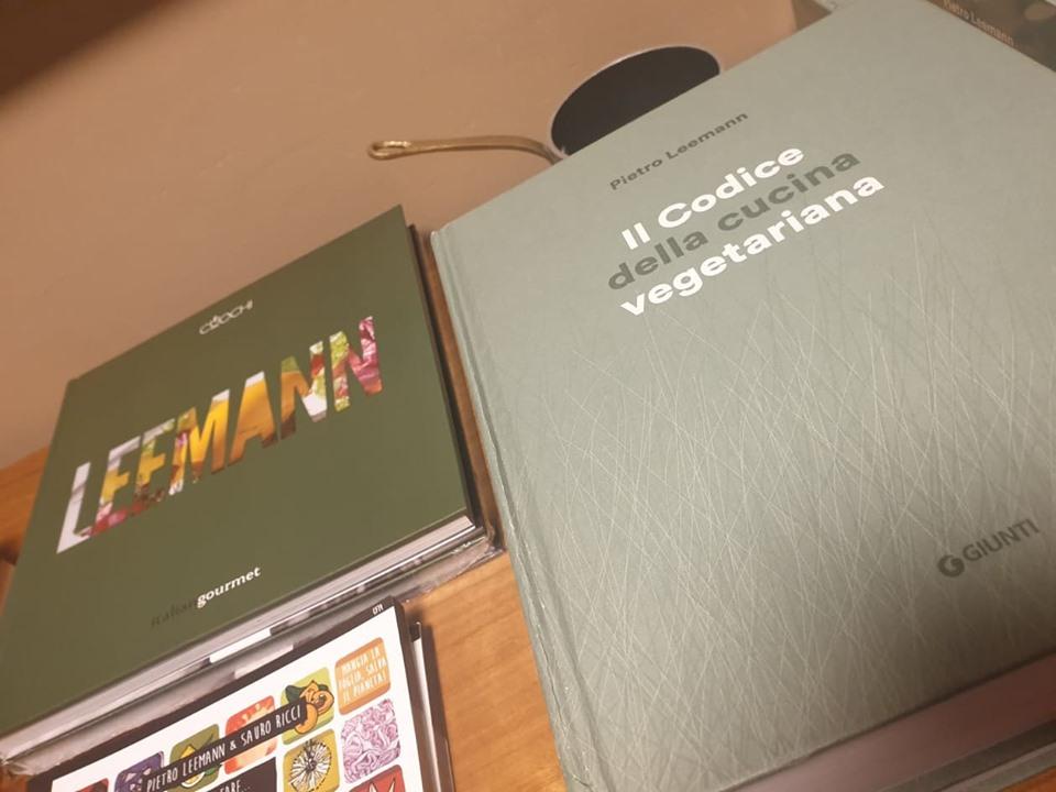 JOIA - I libri di Pietro Leemann