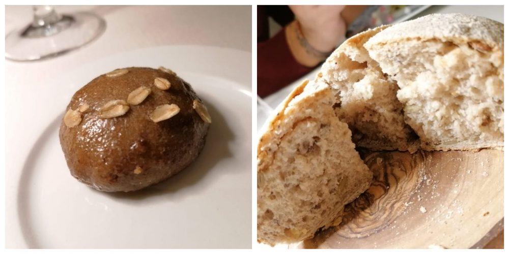 JOIA -Panino al vapore farro e noci e pane ai semi di zucca