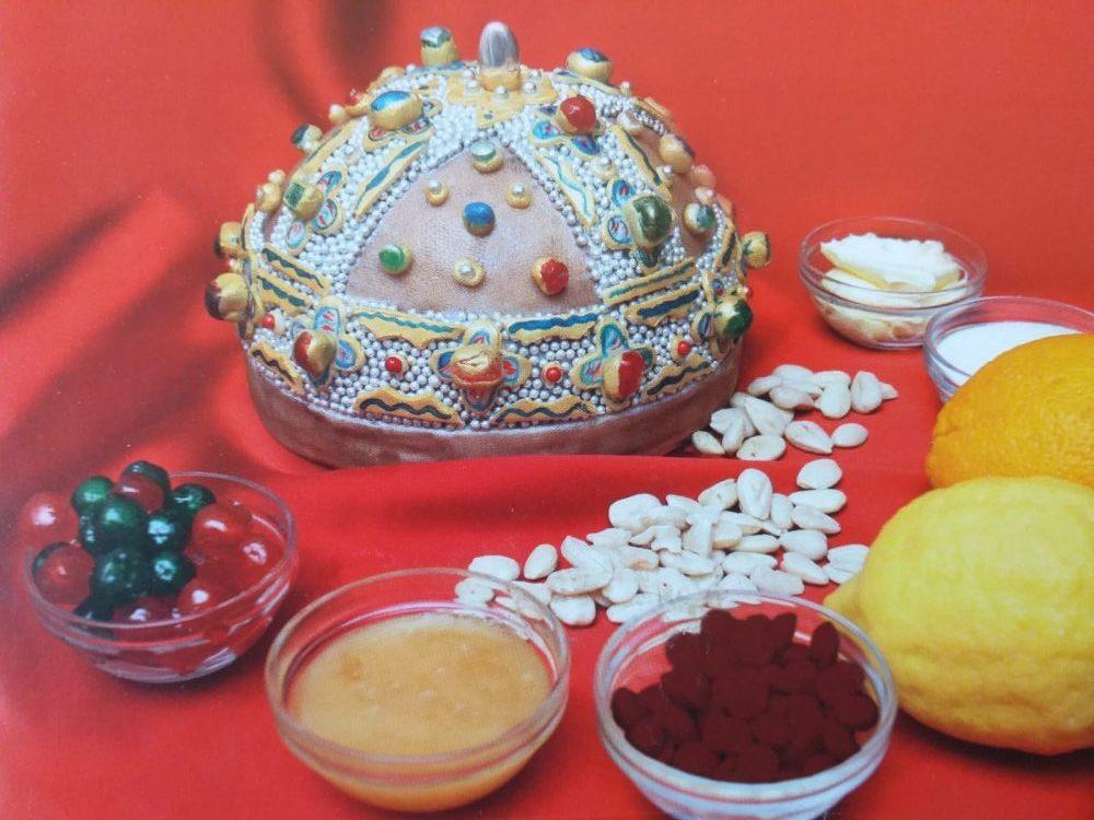 La Caffetteria del Viale_Ingredienti per la Corona