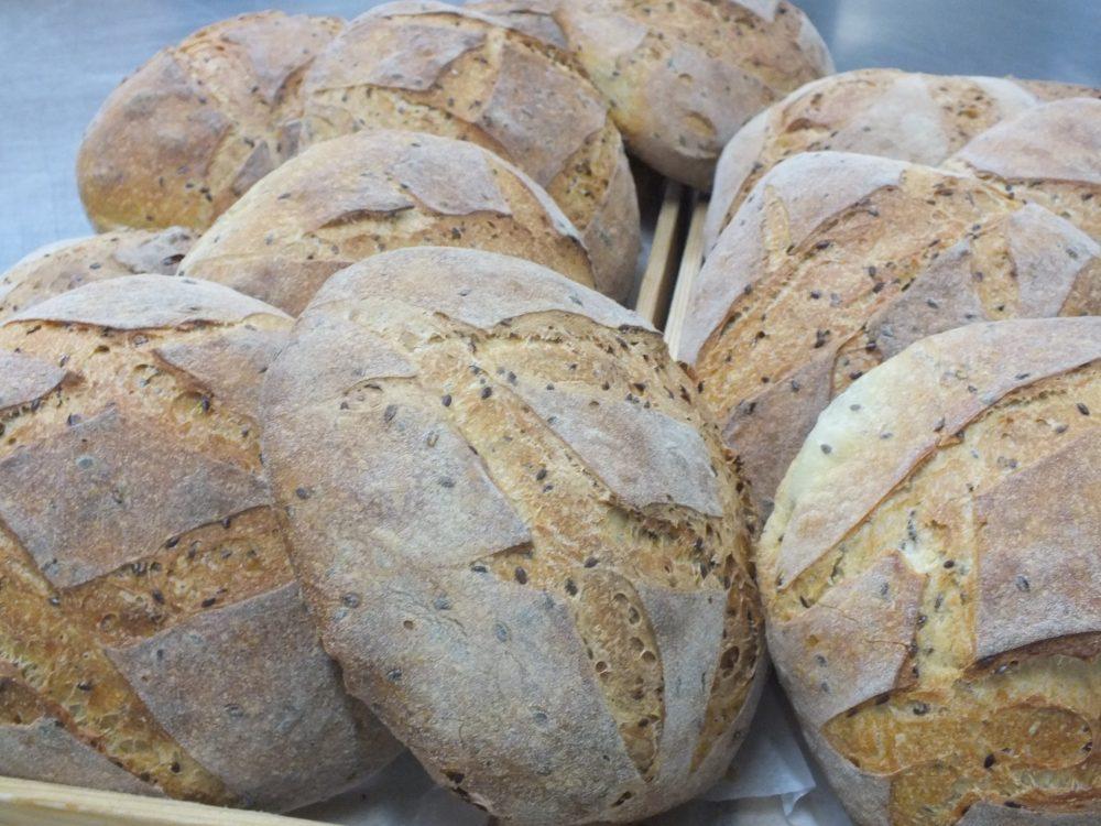 La Caffetteria del Viale - pane appena sfornato