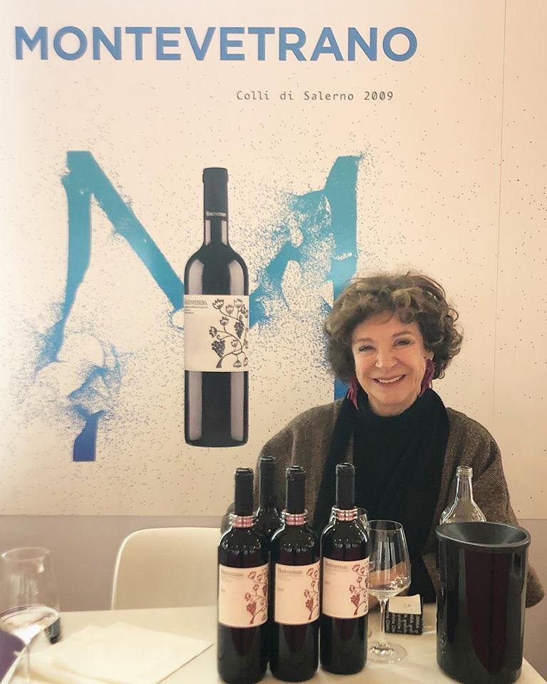 La Signora del Vino