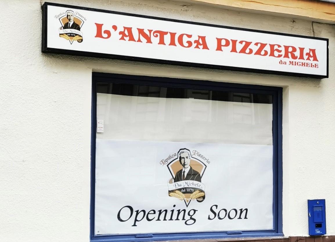 L'antica pizzeria da Michele Berlin