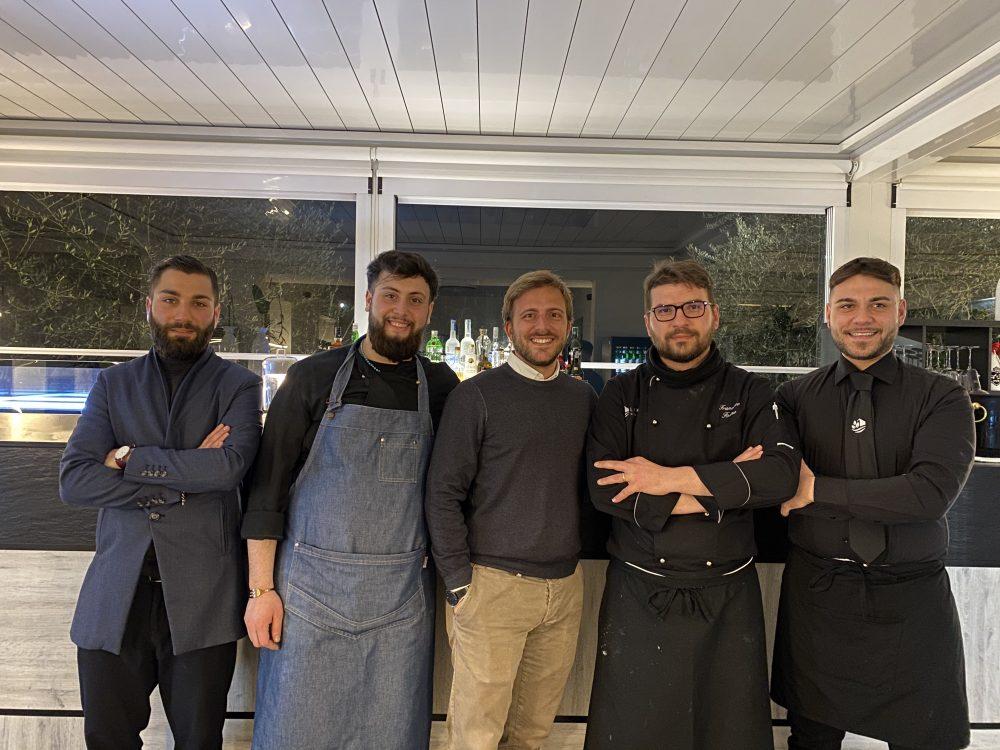 Liko' Resort - Nicola Falanga, Andrea Cavallaro, Francesco Forino, Salvatore Petrosino, Antonio Ferraioli
