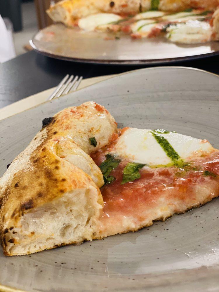Liko' Resort - sezione pizza Margherita dop