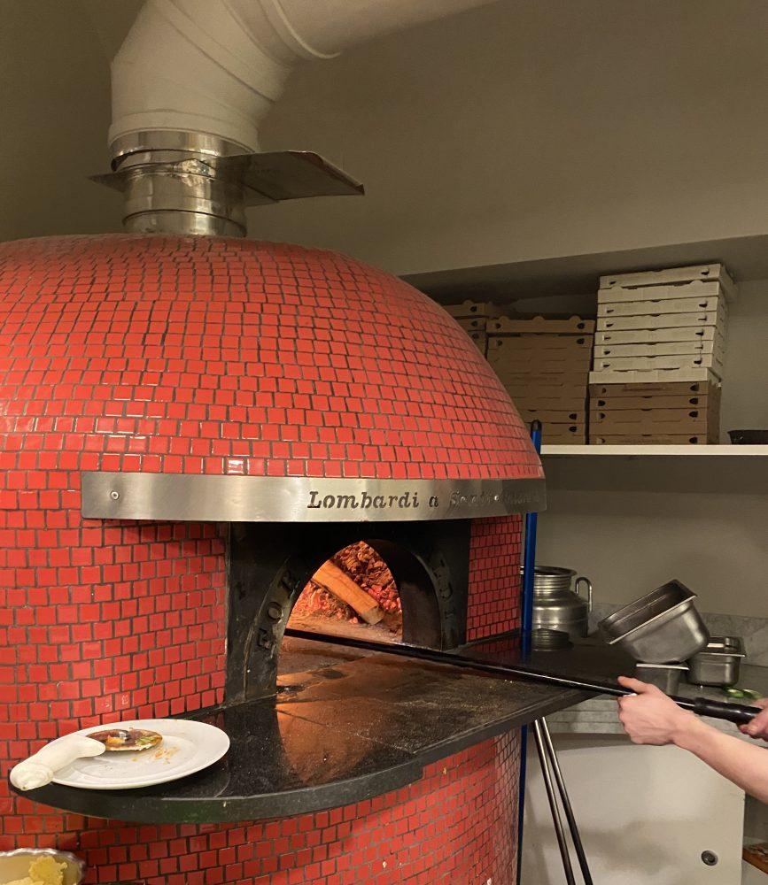 Lombardi a Santa Chiara - forno