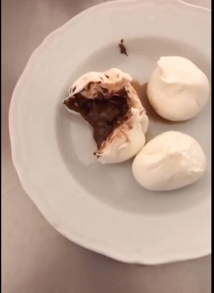 Mozzarella e Nutella