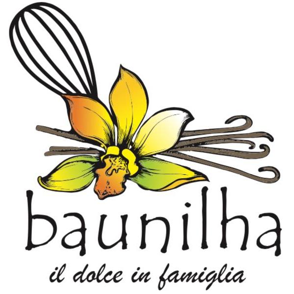 Pasticceria Baunilha - logo che e' tatuaggio