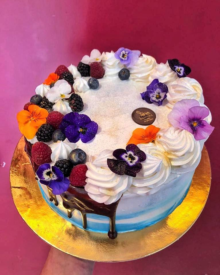 Pasticceria Baunilha - torta