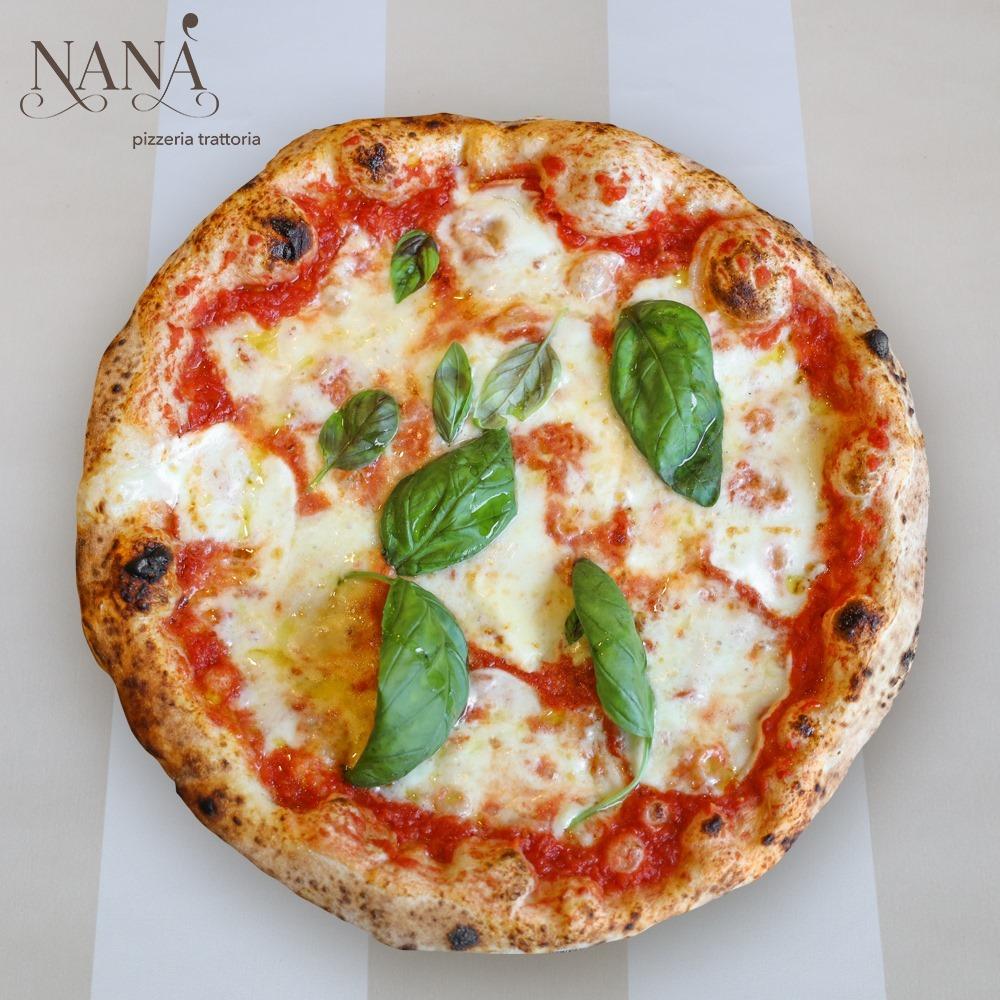 Pizzeria Nana'- margherita nana