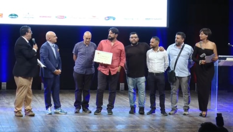 Premiazione Targa 50TopPizz