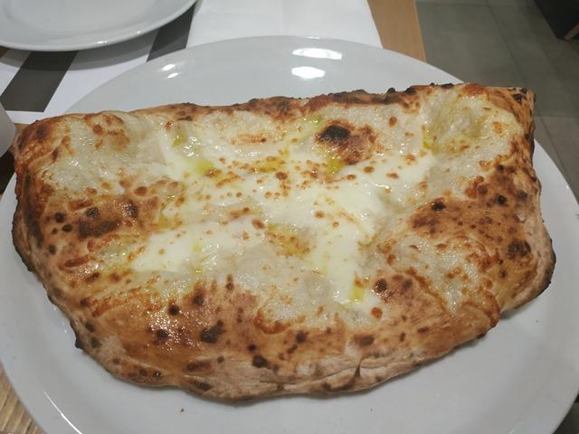 Pupillo Pura Pizza Frosinone - il calzone fuori menu