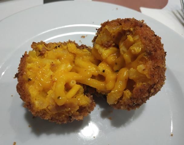 Pupillo Pura Pizza Frosinone - il suppli' di pasta alla Carbonara