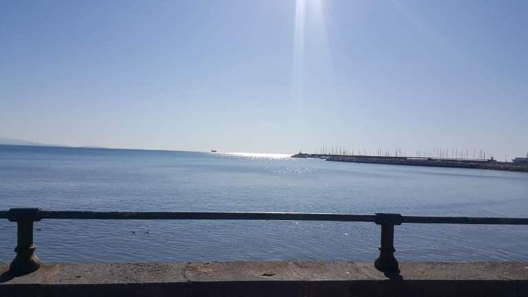 Salerno, il lungomare