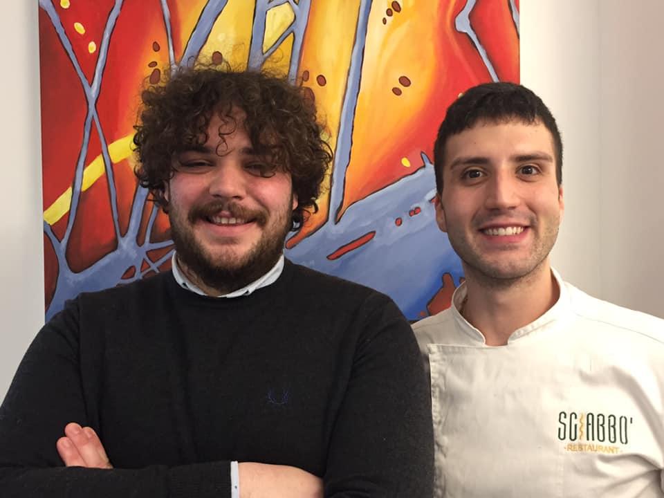 Sciabbo' Restaurant, Gianmarco Di Giuseppe e Stefano De Santis