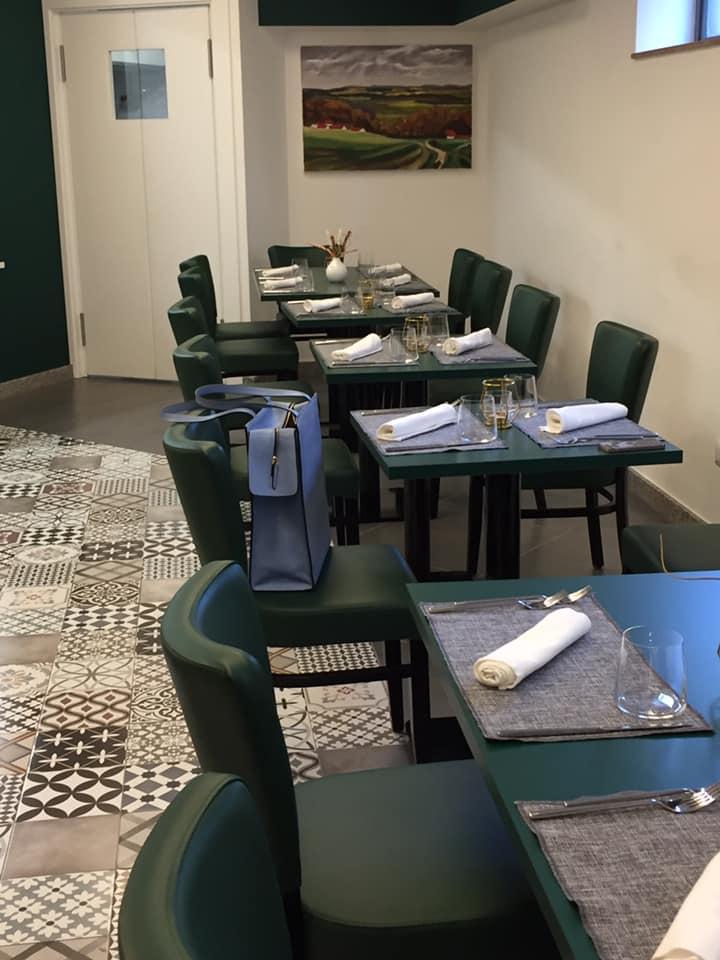 Sciabbo' Restaurant, la sala