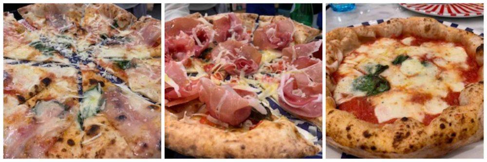 Sorbillo Rinascente - pizze