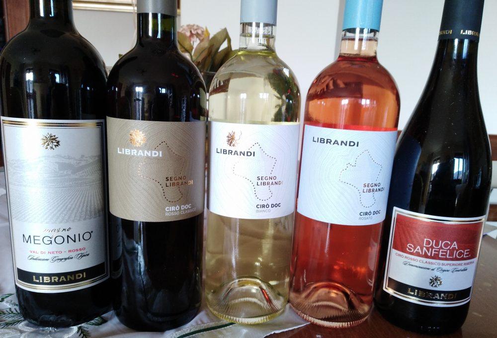 Vini Librandi Nuove annate