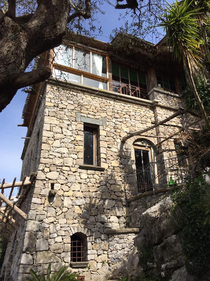 Torre Ferano, la struttura