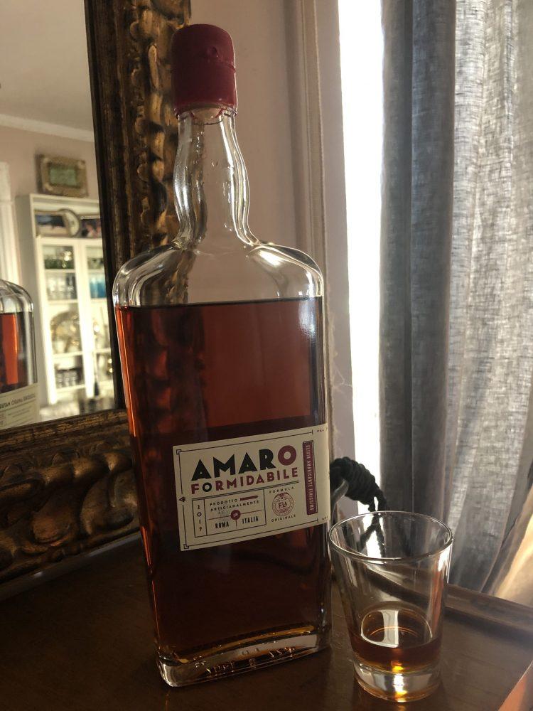 Amaro Formidabile 2019