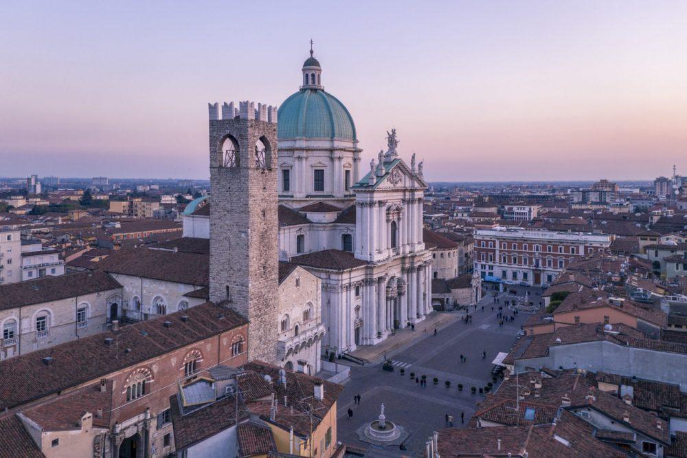 Brescia - Il centro storico