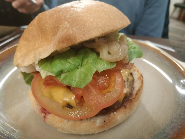 Hamburger classico, 50 Panino