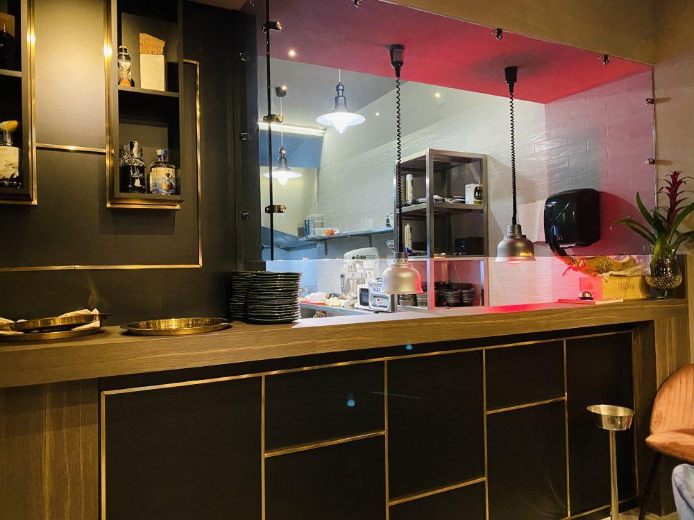 Krianza - cucina a vista