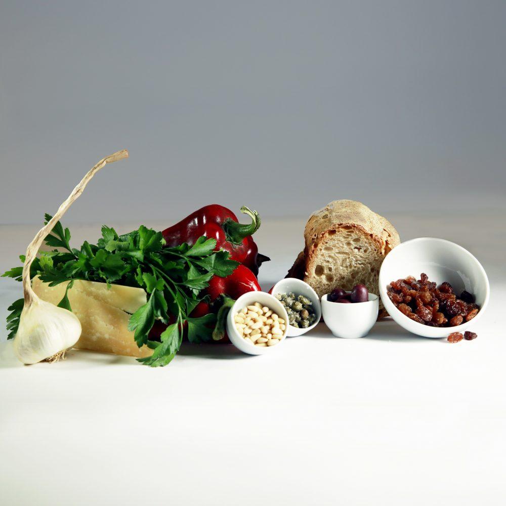 Locanda del baccala' - Peperoni ripieni al baccala'