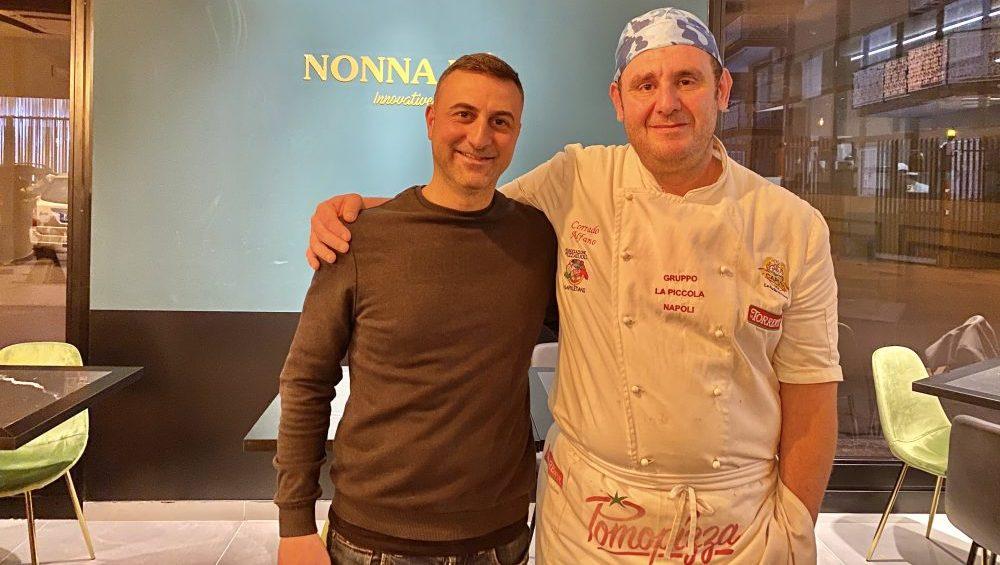 Nonna Ma' - Mimmo D'Agostino e Corrado Alfano