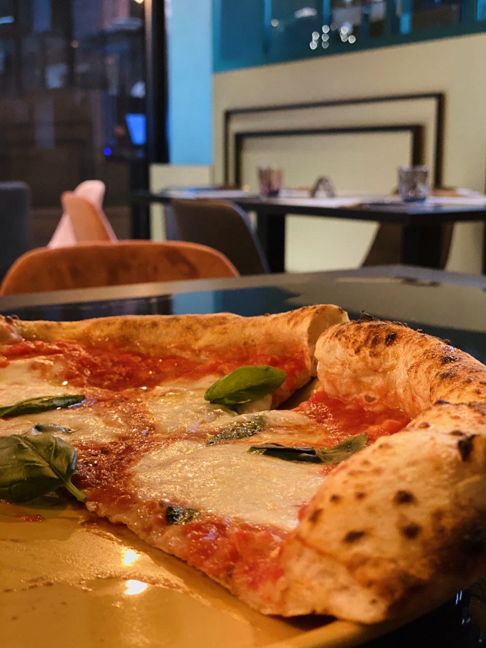 Nonna Ma' - sezione pizza