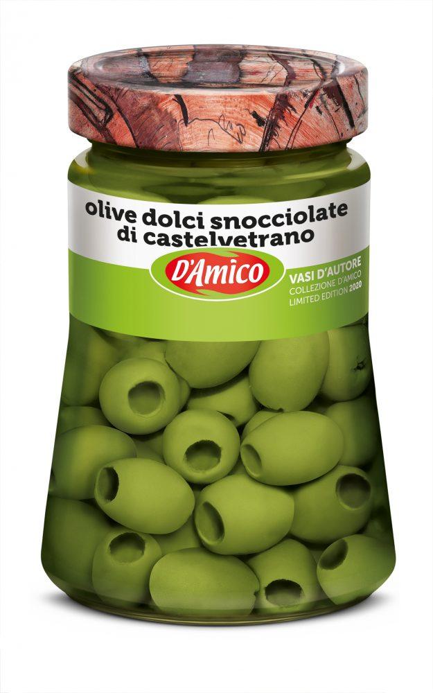 D'Amico - Olive Castelvetrano